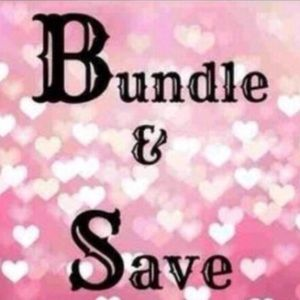 BUNDLE MORE THAN ONE ITEM FOR PRIVATE OFFERS